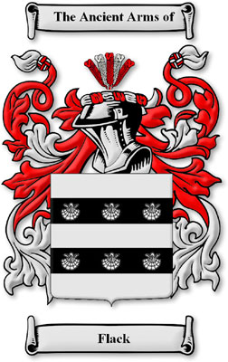 Flack Coat of Arms